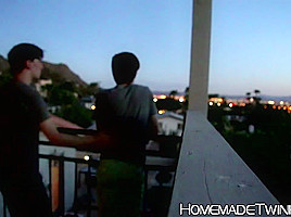 Jasper Robinson & Nico Michaelson in Jasper Robinson and Nico Michaelson fuck each other - HomemadeTwinks
