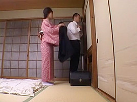 Exotic Japanese model Natsumi Horiguchi in Best Doggy Style JAV video