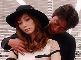 Kaede Fuyutsuki in Hot Wife Fucks All Her Coworkers - MilfsInJapan