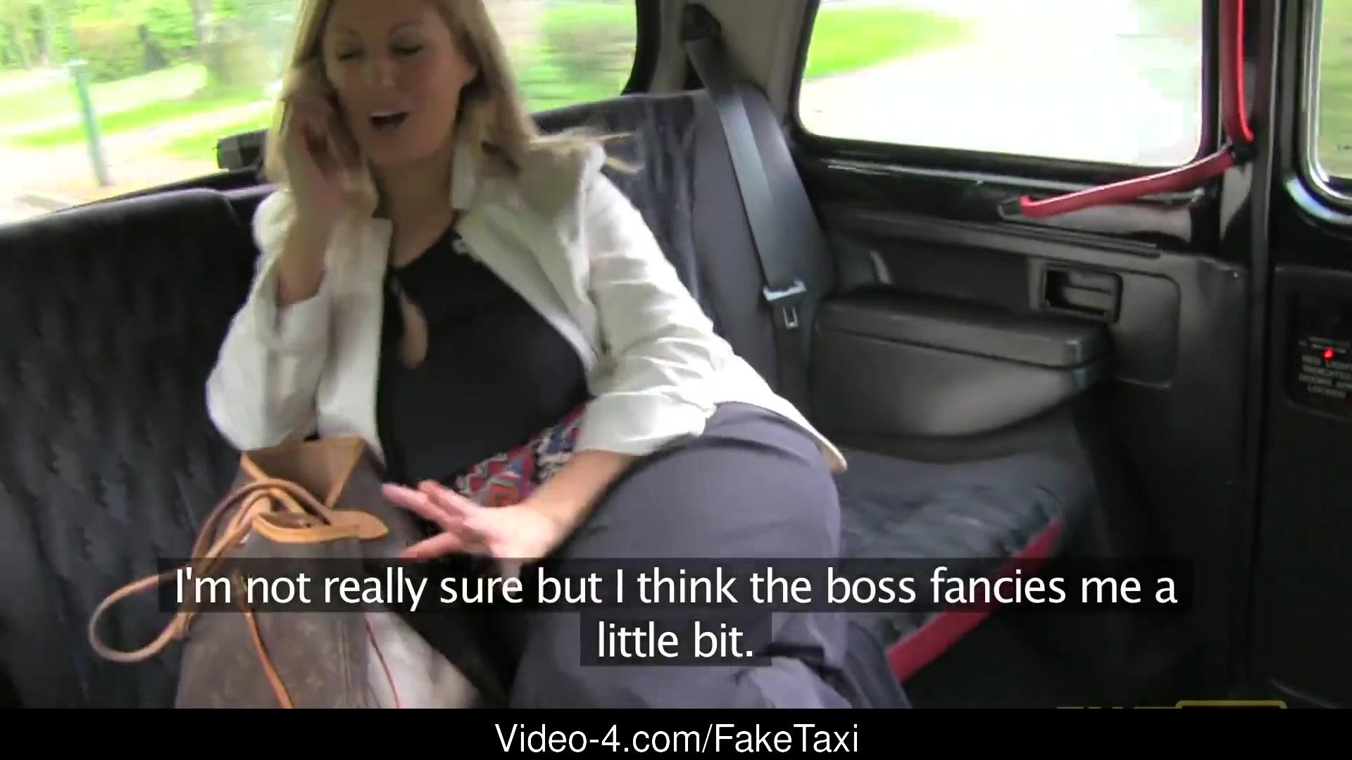 Fake taxi romanian xxx