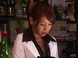 Best Japanese model Misa Yuuki in Hottest Blowjob, Deep Throat JAV movie
