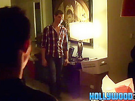 Tyler and Taylor having a blast at a party in Hollywood