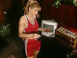 Lauren montgomery porn
