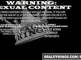 RealityKings - Milf Hunter - Levi Cash Rhyanna Lee - Enormous Assets
