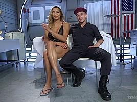 Yasmin Lee  Alexander Gustavo in Bionic Ts Bitch - TSSeduction