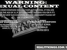 RealityKings - Milf Hunter - Levi Cash Toni Veronica Franco - Finger Licking Good