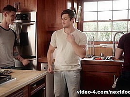 Charlie pattinson has fuck session with lance ford