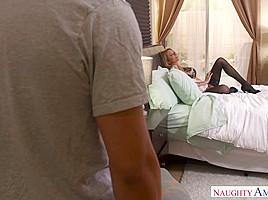 Briana Banks & Bambino in MyFriendsHotMom