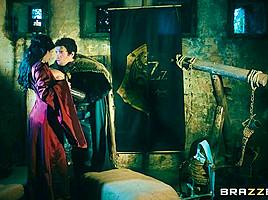 Romi Rain  Xander Corvus in Queen Of Thrones: Part 2 A XXX Parody - BrazzersNetwork