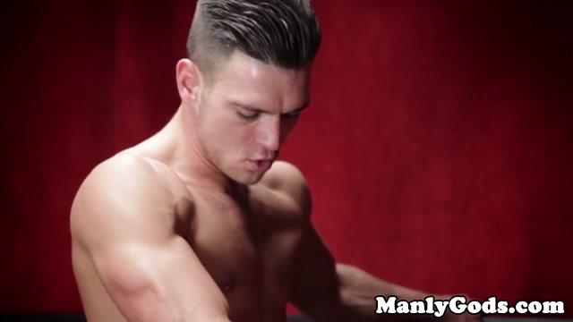 Muscle Hunk Assfucking Sixpack Stud