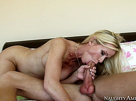 Simone Sonay & Richie Black in My Friends Hot Mom