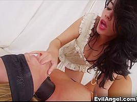 Ava Dalush & Jenna Ashley in Fetish Fanatic #17 Video