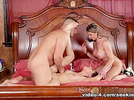 Rachel Roxx & Nickey Huntsman & Ramon Nomar in Couples Seeking Girls #18