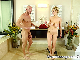 Katie Kox, Will Powers in My Step-Cousin's Pretend Time Scene