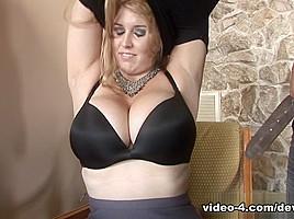 Big floppy tit anal