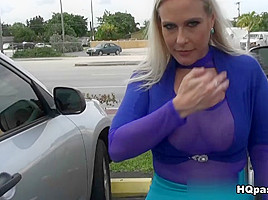 Levi Cash, Angel Allwood in Thick and thirsty Movie
