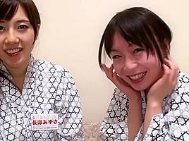 Yuka Osawa, Natsumi Horiguchi, Uta Kohaku, Saki Hatsuki in Moodyz Fan Appreciation Bus Tour 2012 part 4.2