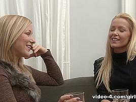 Dia Zerva & Sophie Moone in Budapest #05, Scene #01