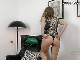 Margaret in Hairy Play Movie - ATKHairy