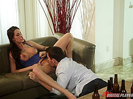 Kortney Kane & Manuel Ferrara in The Cool Crowd, Scene 1