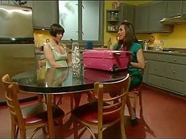 Jessy Dubai seduces Rose Rhapsody
