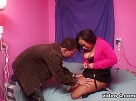 Christina Copafeel & Shawn Copafeel in Dark Meat #04, Scene #01 - WhiteGhetto