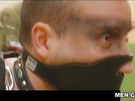 Hector De Silva & Paddy O'Brian  in Apocalypse Part 1 - Str8ToGay