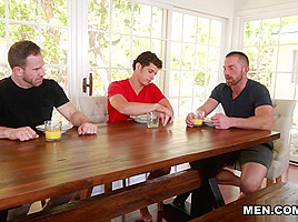 Adam Herst & Will Braun in Son Swap Part 6 - DrillMyHole