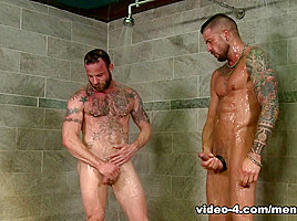 Derek Parker & Dolf Dietrich in Couples Fantasy Part 3 Video - MenOver30