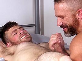 Dirk Caber & Vincent Diaz in Stepdick Part 2 - DrillMyHole