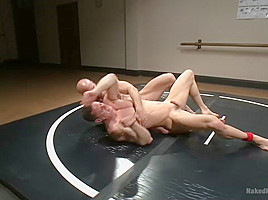 Top Cock: Loser takes a hard machine fucking up his ass!