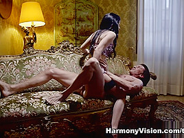 Kerry in Pussy Slamming Slut - HarmonyVision