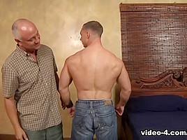 Jake Cruise, John Magnum in Cruise Collection #93: Muscle Worship scene 2 - Bromo