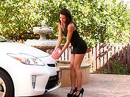 Alexa in Language Of Lust Scene 2 - FTVMilfs