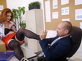 Lennox Luxe & Sean Lawless in The Whole Package - Brazzers