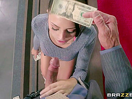 Megan Sage & Tommy Gunn in Shake Your Money Maker - Brazzers