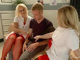 Naughty Foot Nurses: Part One