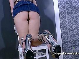 Corazon Del Angel in Masturbation Movie - AtkHairy