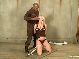 MILF is Brutally Ass Fucked