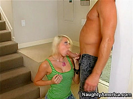Shawna Lenee & Billy Glide in My Sisters Hot Friend