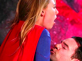 Carter Cruise in Supergirl XXXAn Axel Braun Parody, Scene 5 - WickedPictures