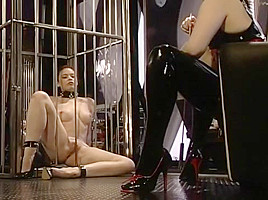 Female Bondage With Justine Joli And Claire Adams