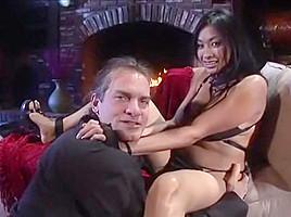 Exotic pornstars Mia Smiles and Mya Luanna in amazing asian, outdoor sex movie
