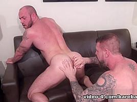 Rocco Steele and Matt Stevens - BarebackThatHole