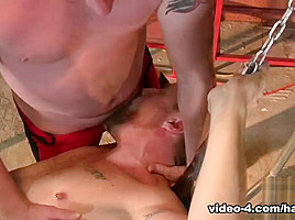 Justice Cruz and Maximus O'Connell  -- Video - HairyAndRaw