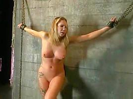 Mellow Rain Degre is fucking in BDSM porn