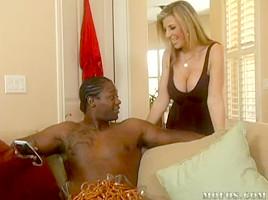 Cock big tenant milf black hot seeking
